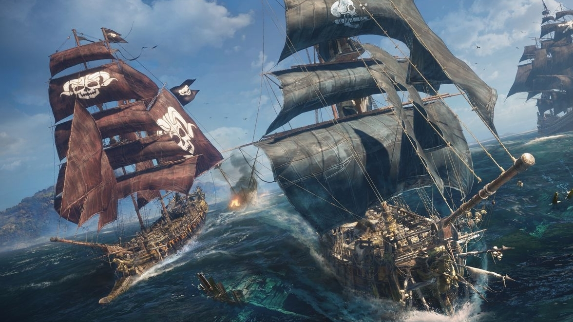 """Ubisoft's upcoming pirate game Skull & Bones is getting a """"female-driven"""" TV show"""