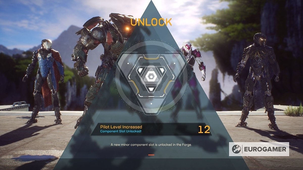 Anthem Level and XP explained - how to hit max power level and Pilot