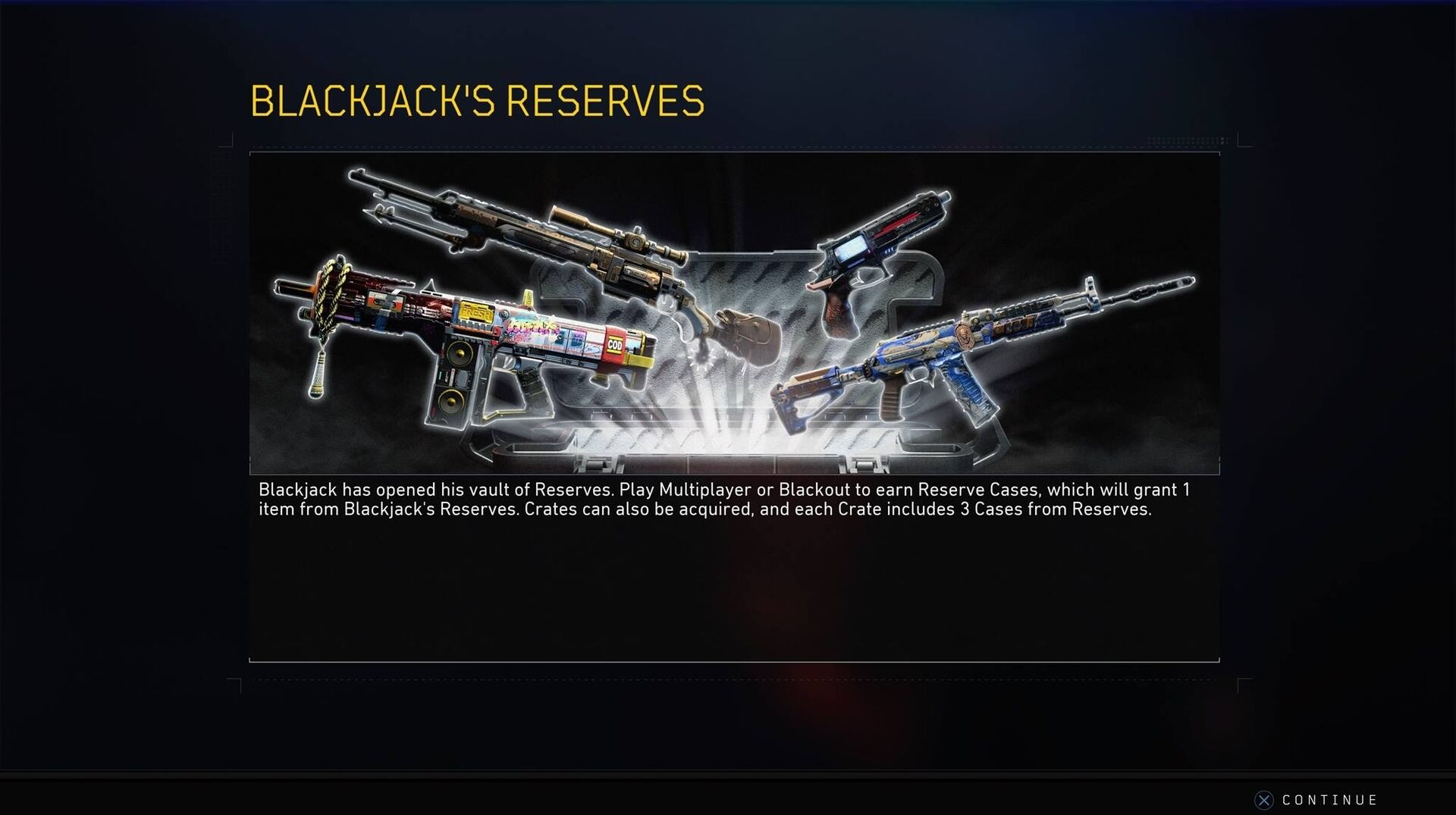 Treyarch Makes Earning Call Of Duty Black Ops 4 Loot Boxes Via