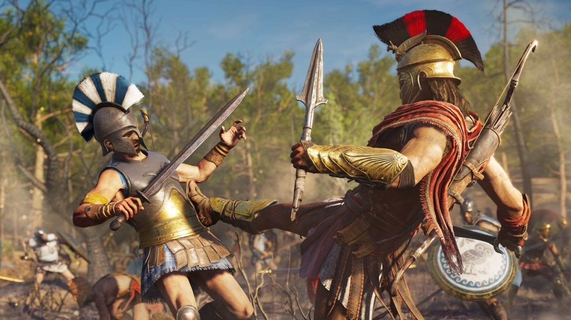 Ubisoft Replacing Assassin S Creed Odyssey S Controversial Dlc