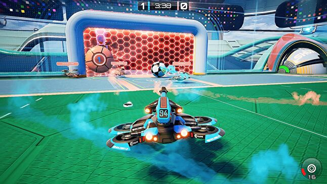 Axiom Soccer is already being described as a 'Rocket League Clone' but Earthbound is determined to prove that it will be more than that