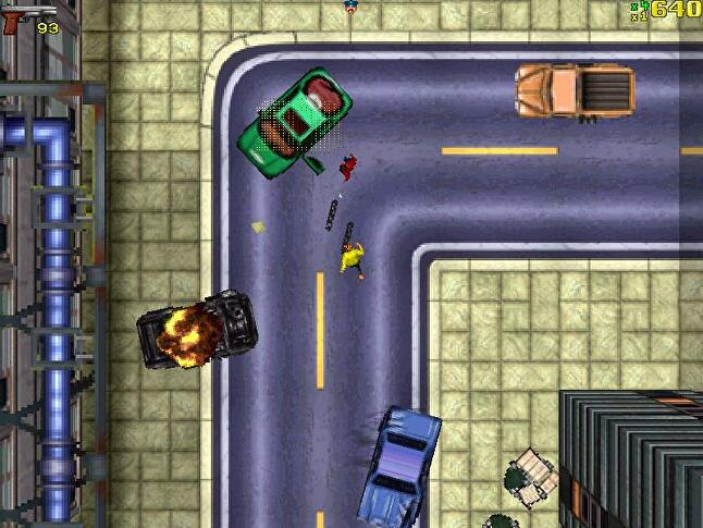 Nobody on the GTA development team used the term 'sandbox', but that is the genre the open-world action game went on to inspire