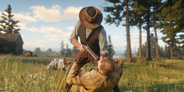 Investors are holding Red Dead Redemption 2 to unrealistic expectations, and this is likely to damage Take-Two further over time