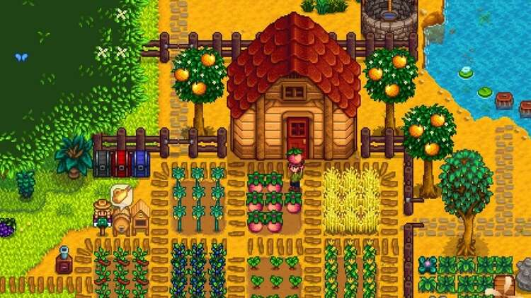 Stardew Valley introduce la lingua italiana su PC • Eurogamer it