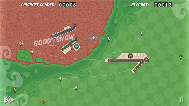 Mobile classics like Flight Control are only available thanks to ports to other platforms