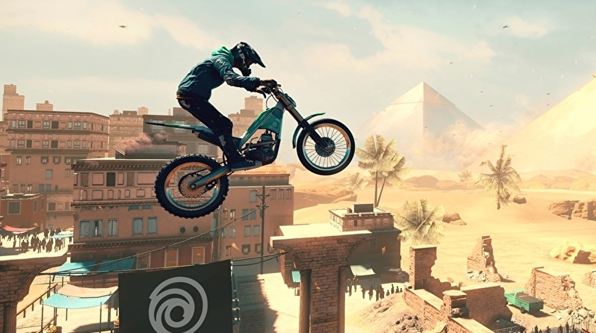 Trials Rising cross-platform leaderboards and Switch