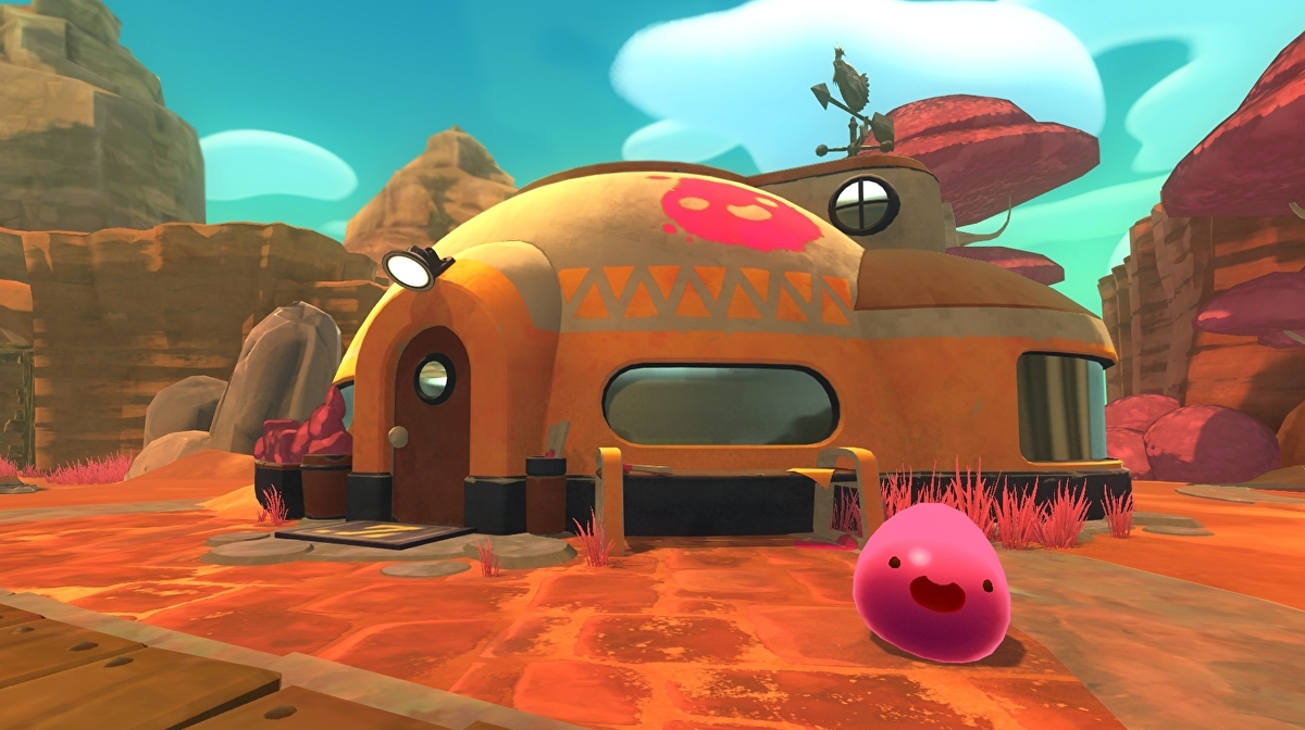 Slime Rancher is free right now on the Epic Games Store • Eurogamer net