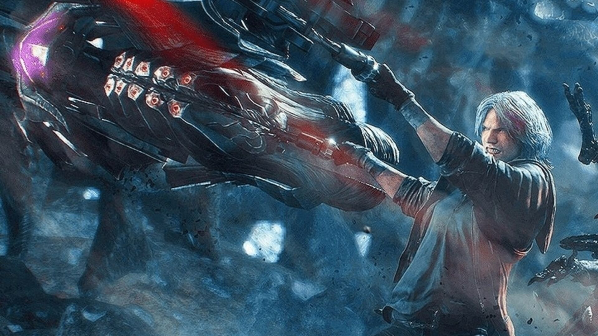 Devil May Cry 5 PC's Denuvo DRM has a CPU hit • Eurogamer net