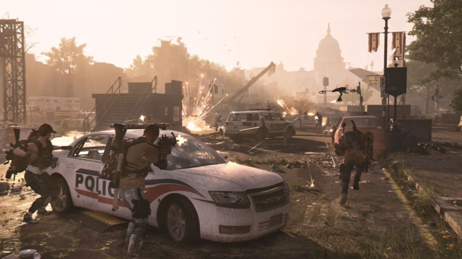 The Division 2's day one patch is 90GB for physical edition