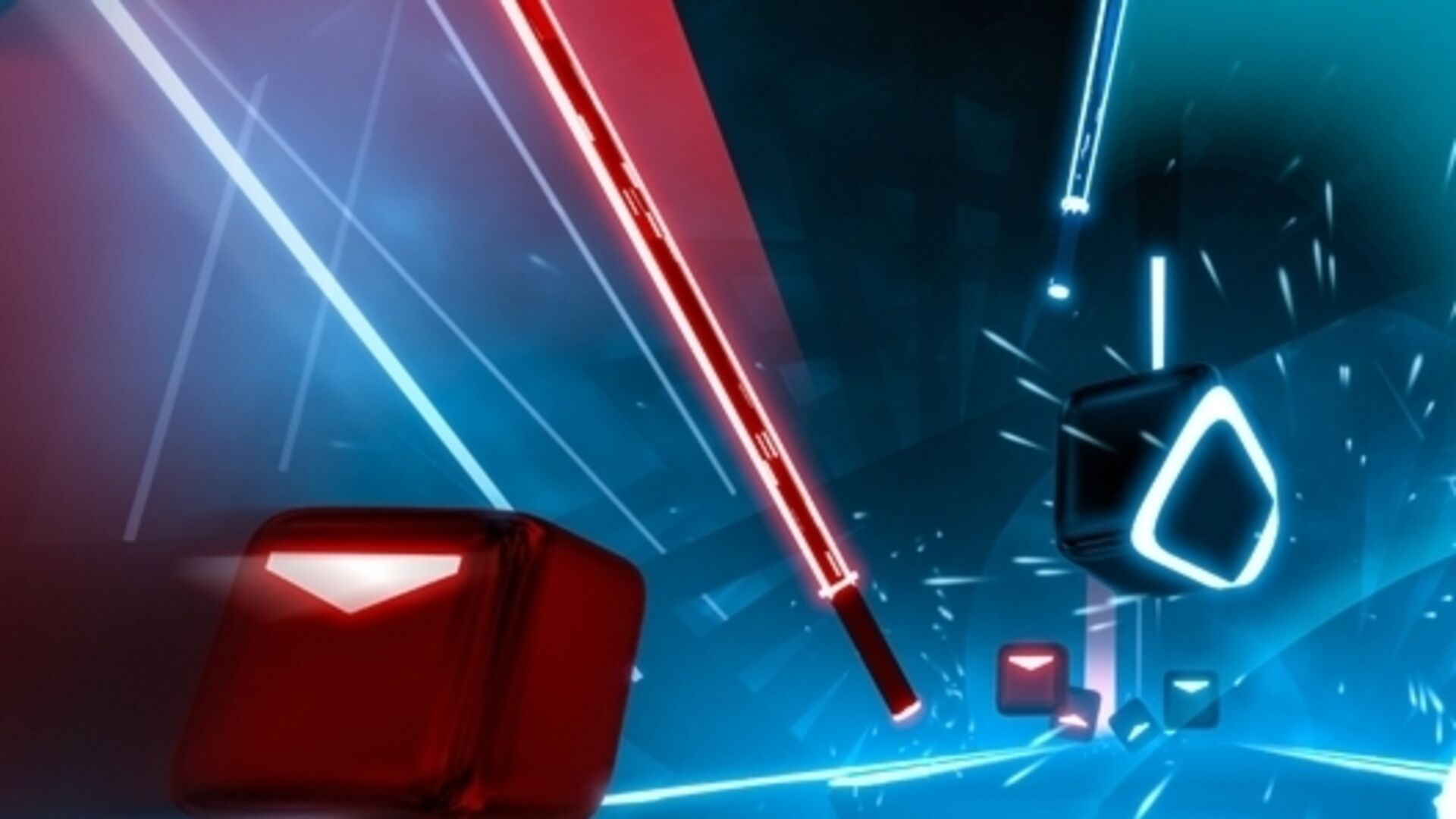 Superb VR rhythm game Beat Saber gets its first paid music