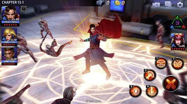 Marvel Future Fight embodies all three pillars of the Netmarble US strategy