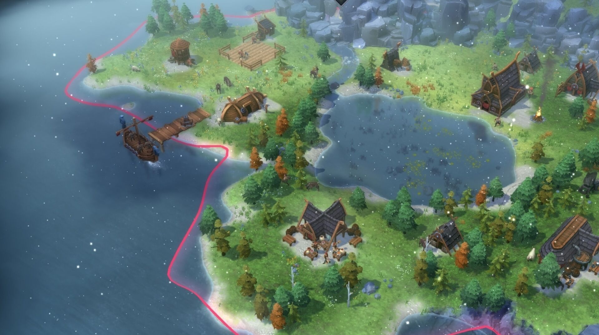 Viking RTS Northgard adds giant-summoning Relics and more in