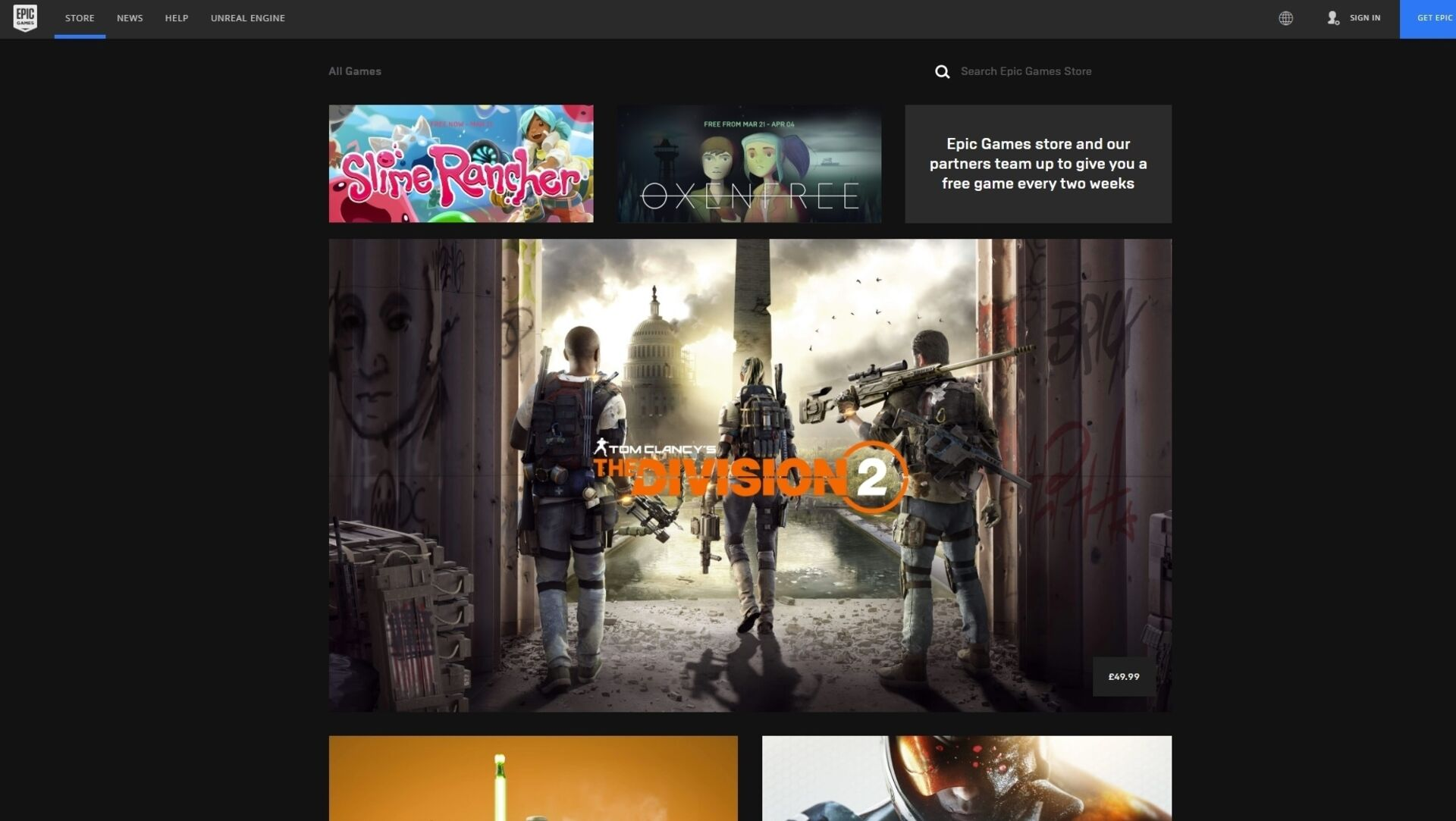 Epic responds to accusations its launcher accesses Steam