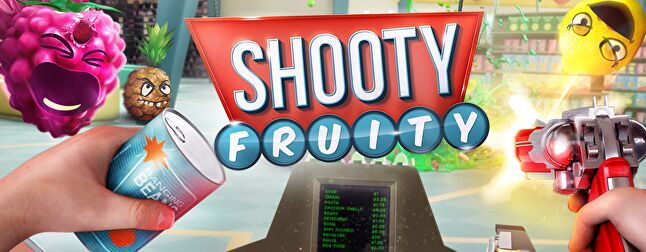 Shooty Fruity has joined the location-based VR business