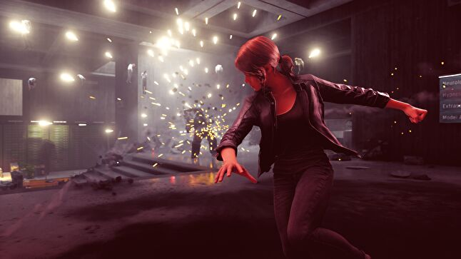 Control's sandbox gameplay offers more player agency than any of Remedy's previous titles -  a decision that required the studio to relinquish some control over the experience