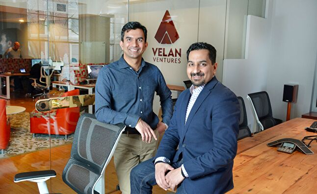 Velan Ventures' Guha and Karthik Bala will be at PAX East