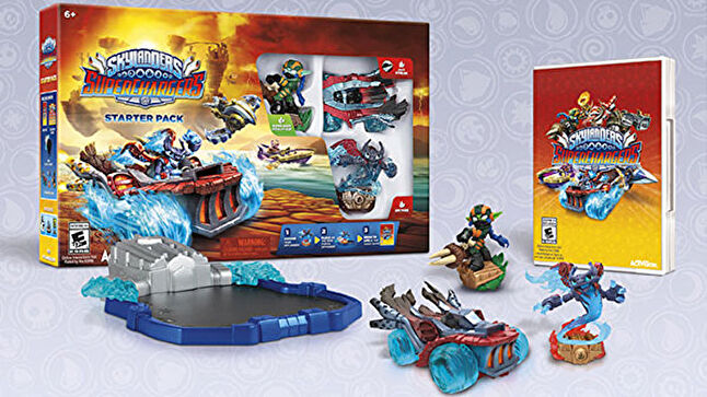 Skylanders was a simple idea about bringing toys to life to begin with