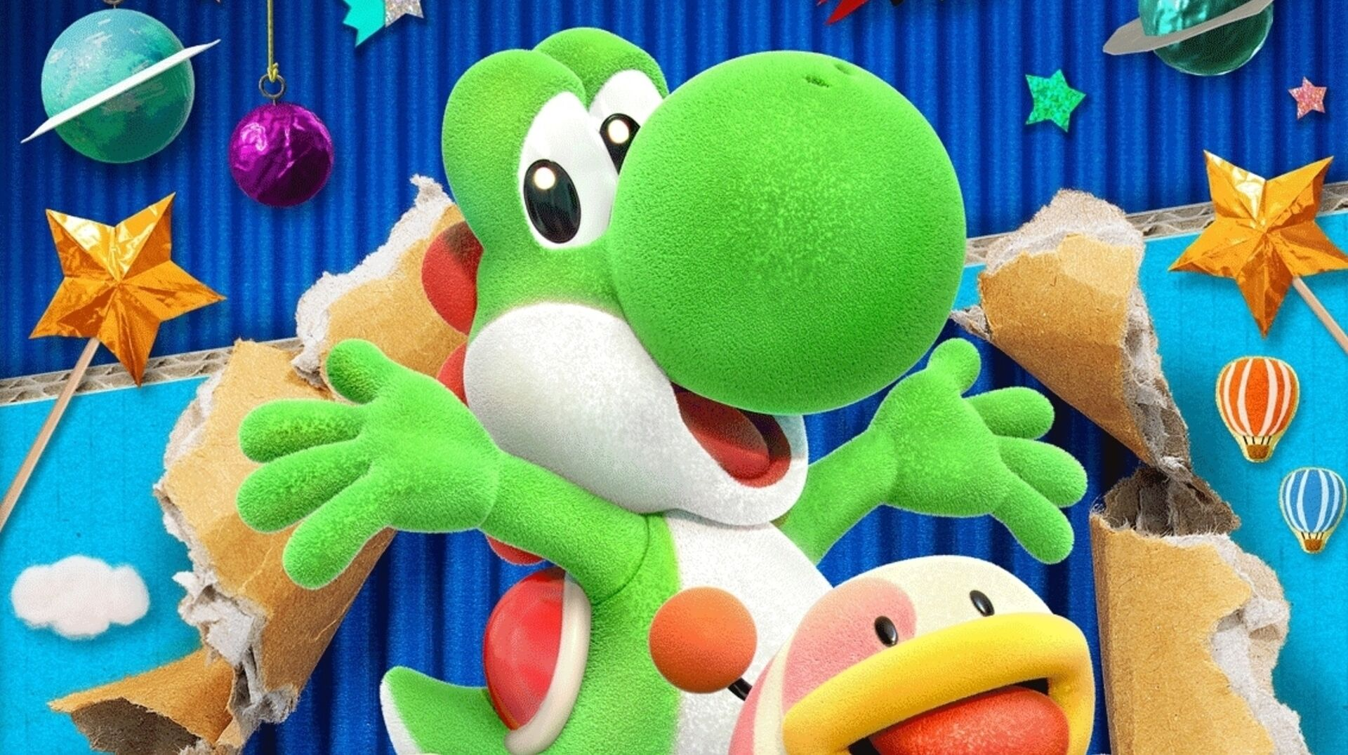 Yoshi S Crafted World Review At Long Last A Worthy Successor To Yoshi S Island Eurogamer Net