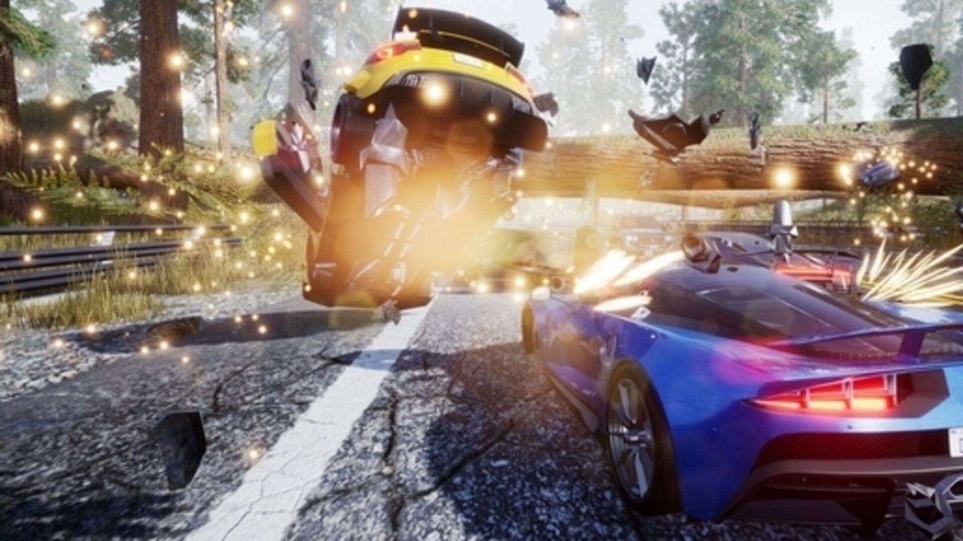 Dangerous Driving represents the road not taken by Burnout 4