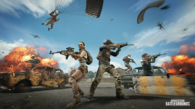 PUBG has come a long way in two years, as has the battle royale genre around it