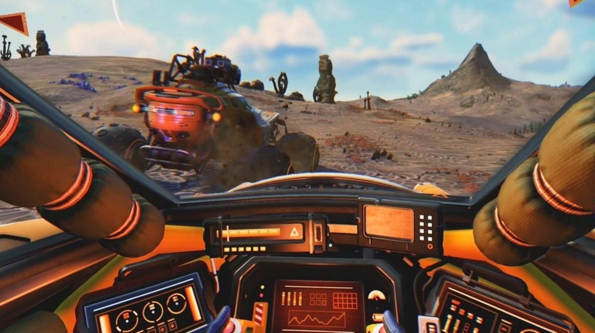 No Man's Sky is absolutely stellar in VR • Eurogamer net
