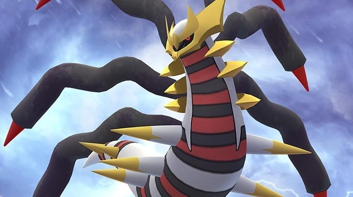 Pok mon go giratina counters and other legendary pok mon you can catch right now - Legendaire shiney ...