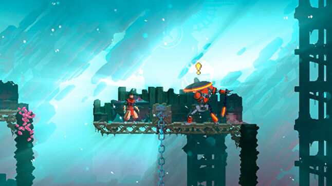 A free DLC for Dead Cells was just released entitled Rise of the Giant