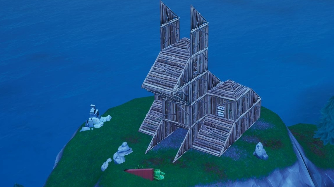 fortnite wooden rabbit stone pig metal llama locations explained eurogamer net - fortnite visit a wooden rabbit stone pig