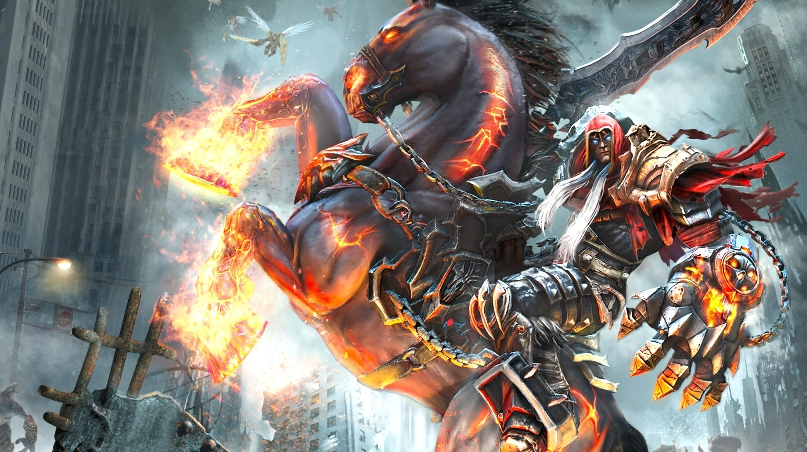 Darksiders Warmastered Edition on Switch: high res or ...