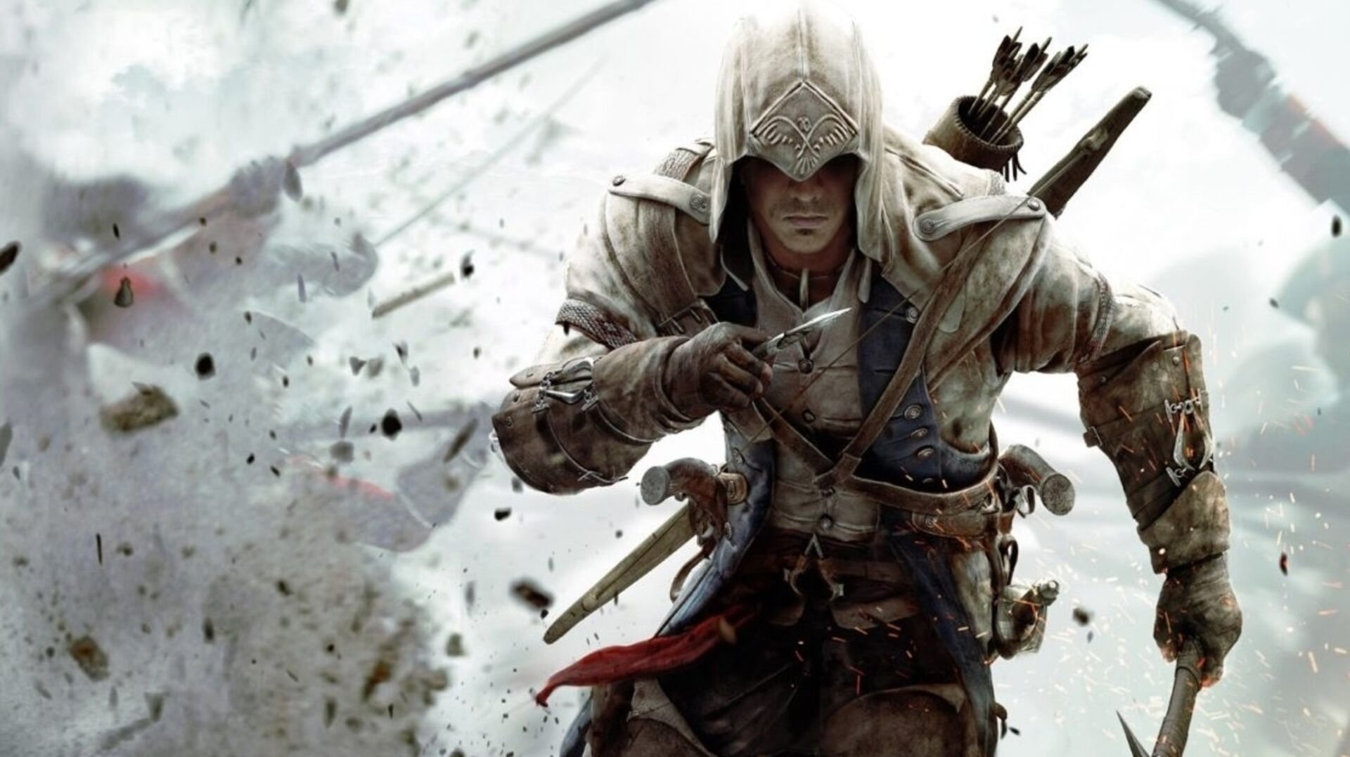 Assassin S Creed 3 Remastered Delivers More Than Just A Resolution