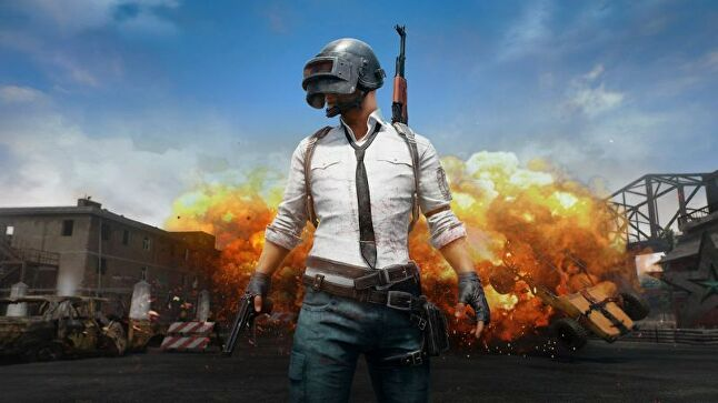 PUBG is one of the games to take advantage of a market hungry for competitive, online, free-to-play PC games