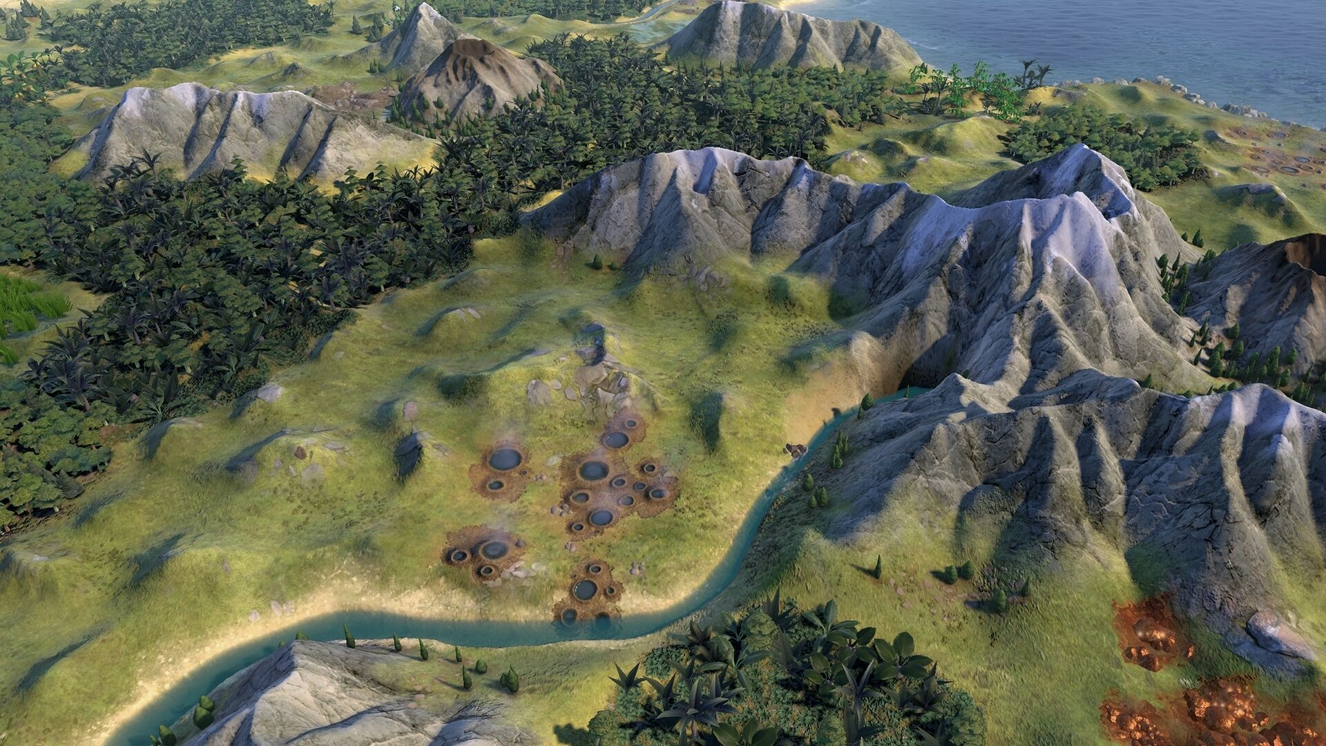 Firaxis dev releases mod that makes Civ 6 look like Civ 5