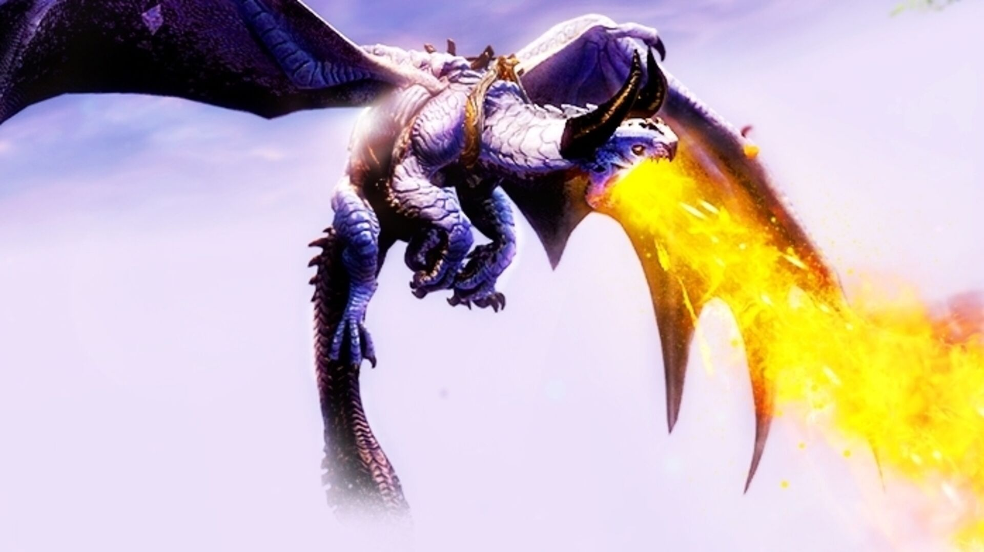 Guild Wars 2 reveals a second flying mount: a dragon, the