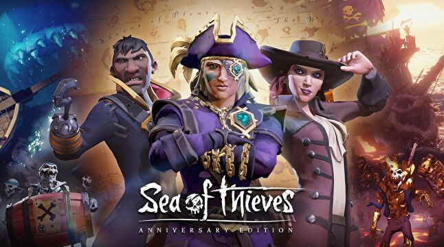 The new free Sea of Thieves expansion adds significant new content to the game