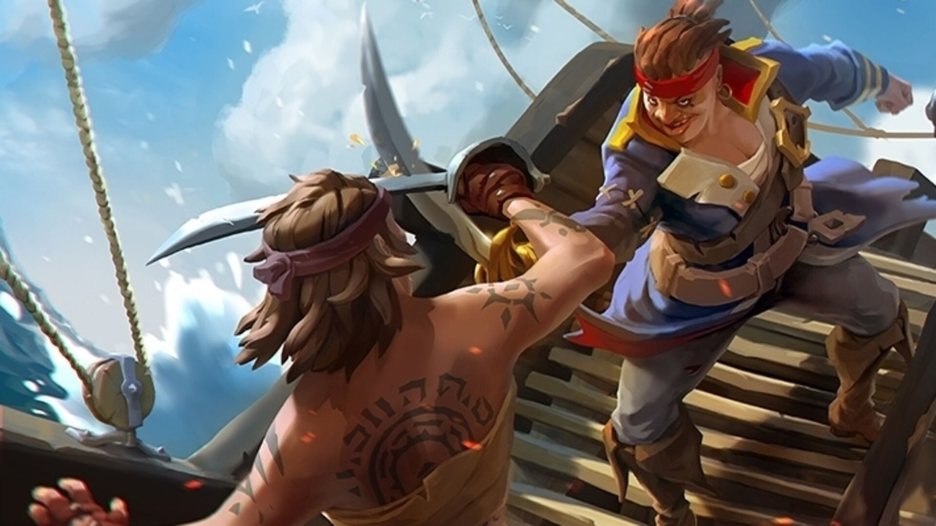 Sea of Thieves is currently half price ahead of this month's