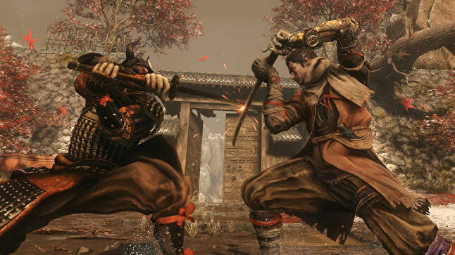Hidetaka Miyazaki is pleased Sekiro's Japanese setting was received well, as both he and Ueda remain unsure whether gamers like Asian-inspired game worlds