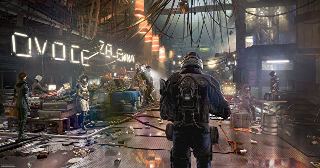 Deus Ex, previously a Spector creation, is on hold due to Mankind Divided's poor performance, despite its appeal to a broad range of players