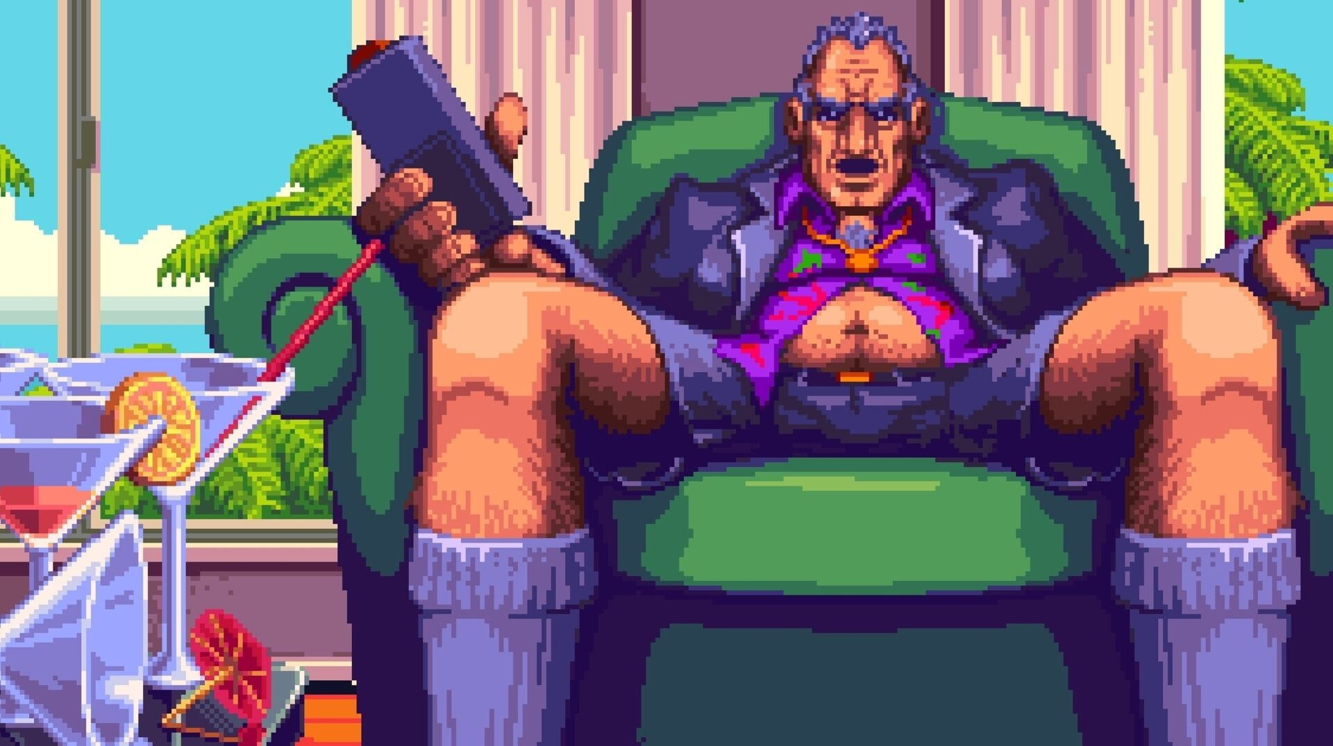 Retro City Rampage follow-up Shakedown: Hawaii finally has a