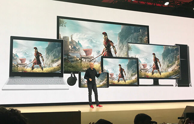 Google Stadia has been positioned as 'an invisible console' -- but real-time streaming promises so much more