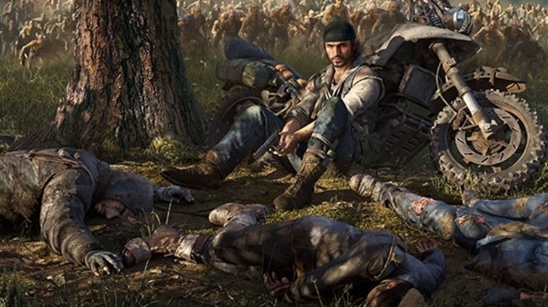 Days Gone Review A Shallow Copy Of Many Better Open World Action