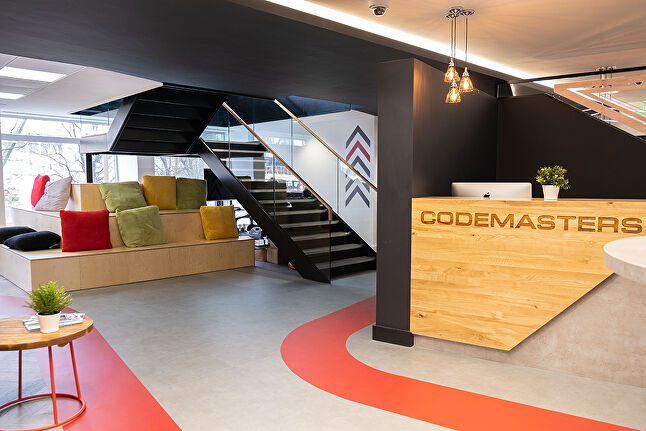 Codemasters spent a year searching for the right location that would retain as many staff as possible and offer room for growth