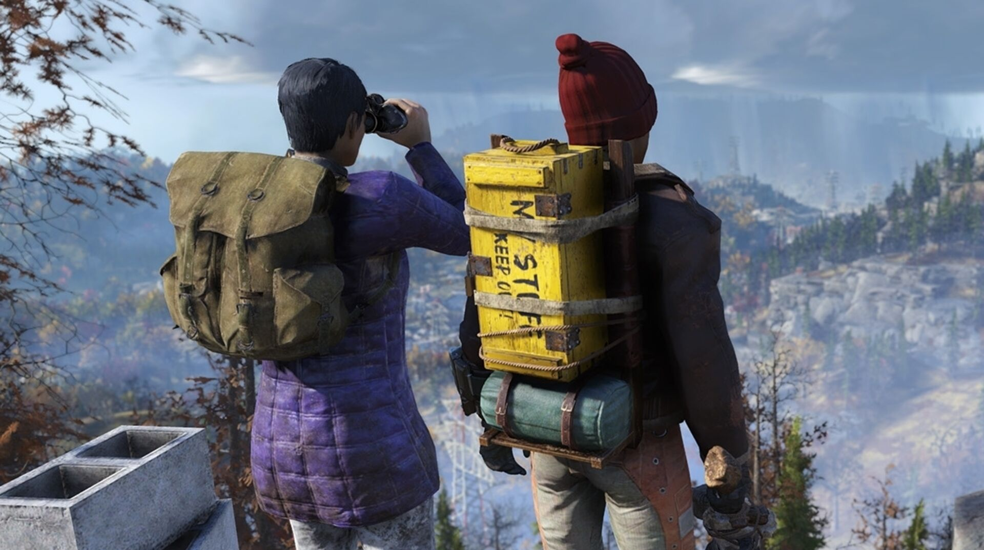 Fallout 76 is getting backpacks • Eurogamer net