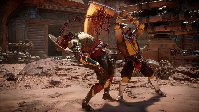 NetherRealm's brutal games are made through at-times brutal means
