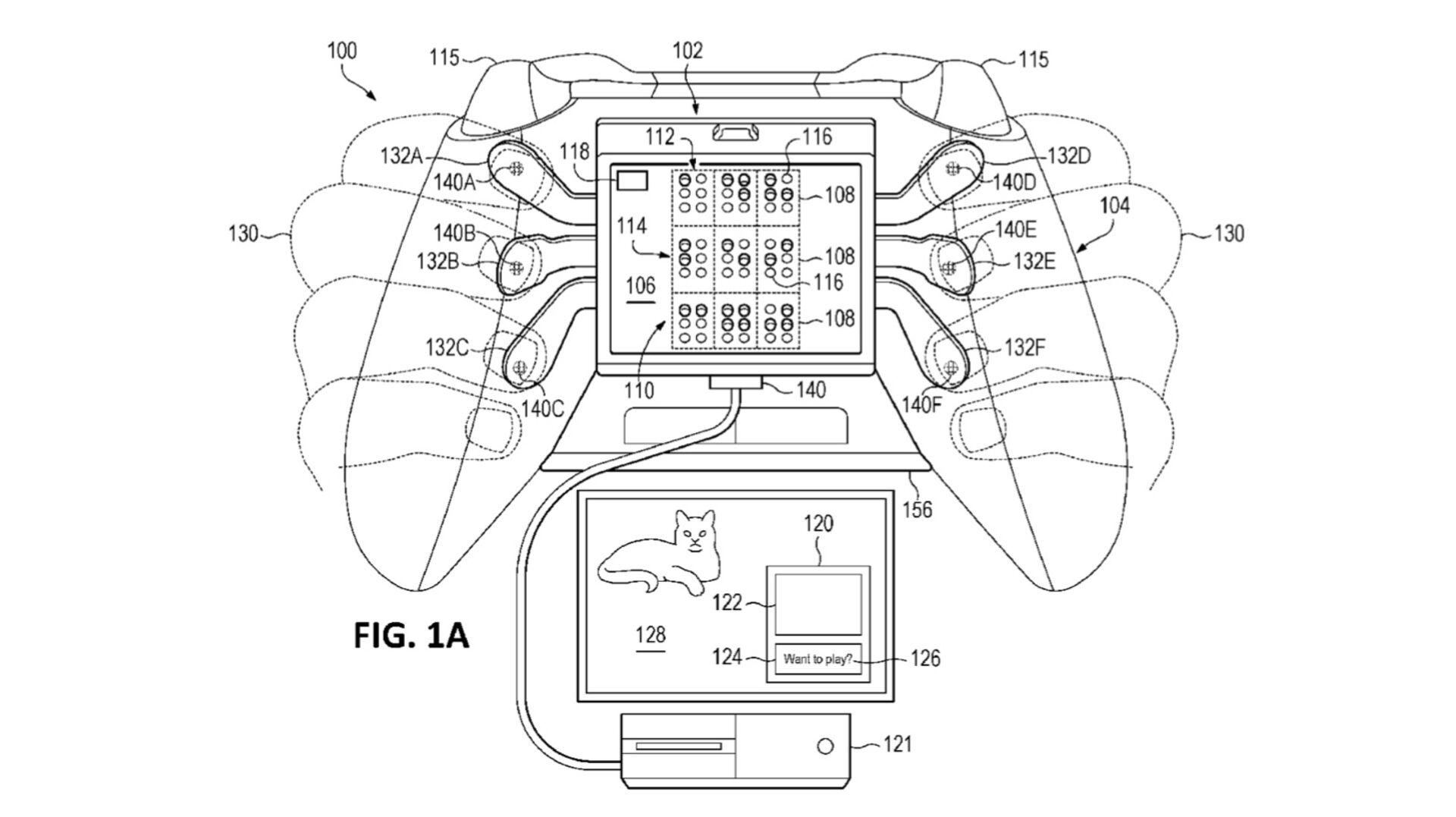 e sony dual shock 4 controller braille
