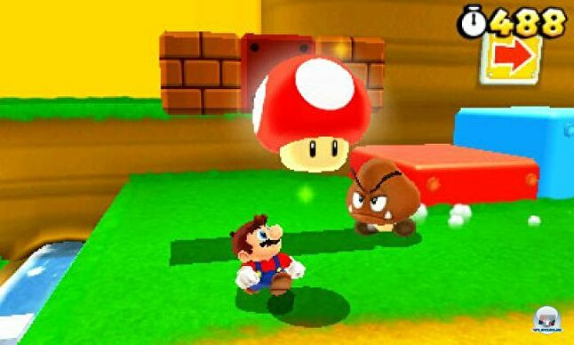 Nintendo didn't have a major first-party game Super Mario 3D Land, six months after the 3DS launched