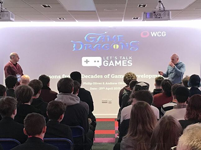 The industry needs to do all it can to reach out to schools and colleges, educating them on the variety of careers available in games