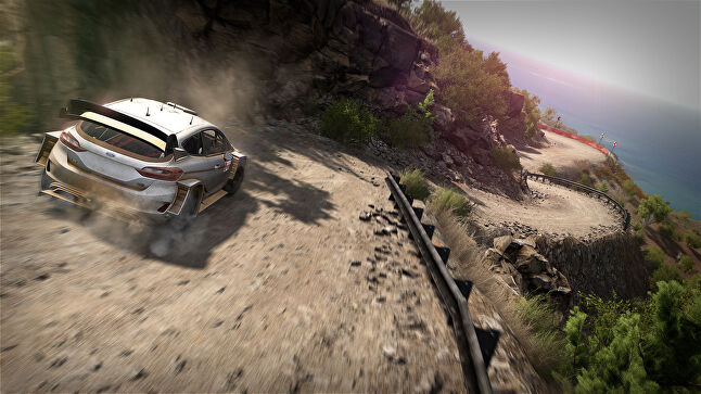 Bigben Interactive has been publishing games for a long time, but it best know for racing games like the WRC series