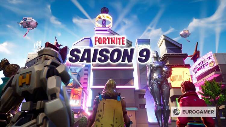 fortnite season 9.0 patch notes