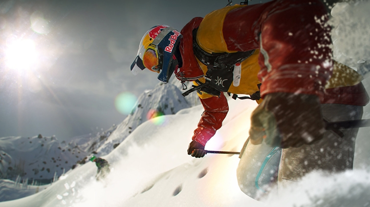 Ubisoft's extreme winter sports romp Steep is currently free on PC