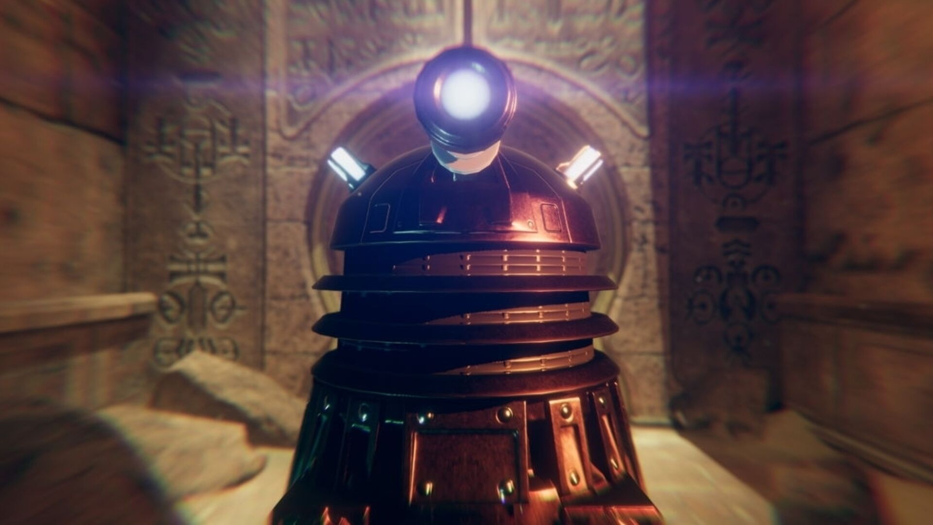Doctor Who VR Game announced